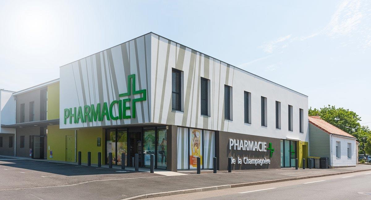 Pharmacie de la Champagnère - Basse Goulaine